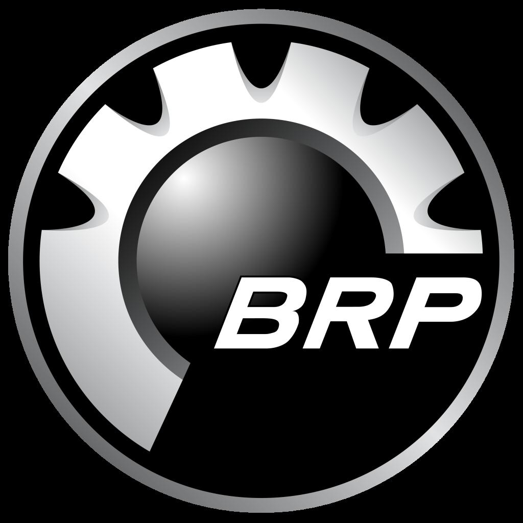 Logo entreprise BRP qui a fait un don à la fondation Passpport