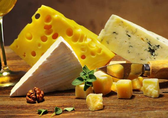 Campagne de fromage