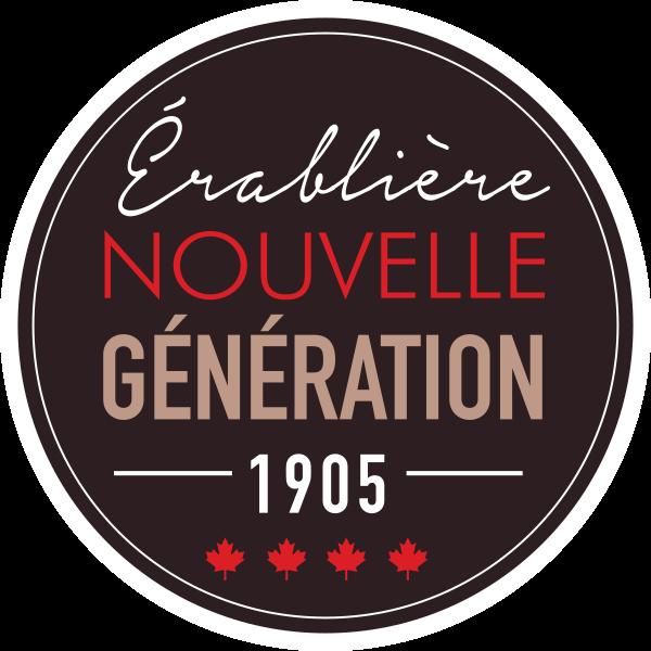 Logo Érablière nouvelle génération